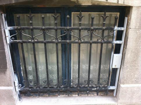Ferronnerie Janssens Grille Porte Protections De Fenêtres Et De